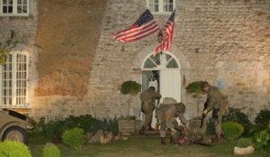Camp de reconstitution Mémorial Bloody Gulch