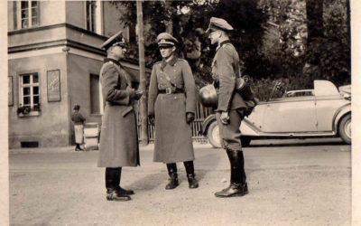 Arthur Jahnke, vétéran allemand à 23 ans