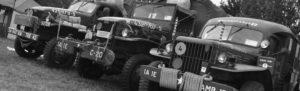 Défilés de véhicules historiques