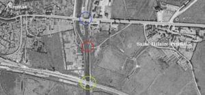 Carentan aerial pic
