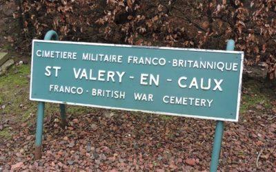 The Cemetery of Saint Valéry en Caux (76)
