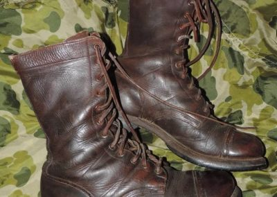 US Paratrooper Jumpboots