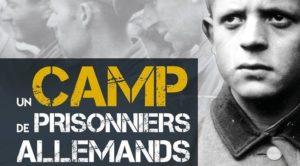 Un camp de prisonniers allemands