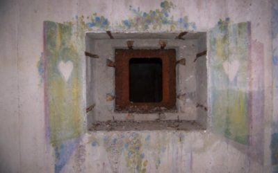 Osteck: The Battery with Hidden Frescoes