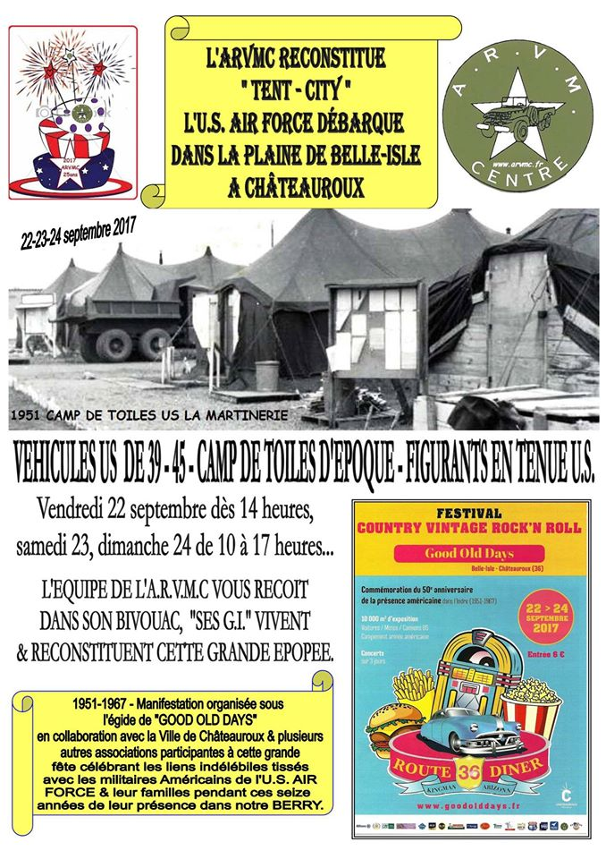 Tent City Camp
